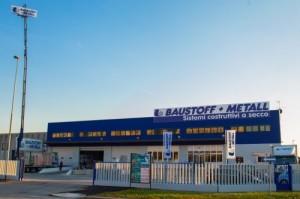 La nuova sede di Milano (Segrate) di Baustoff + Metall