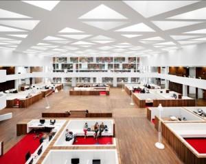 Education Centre dell'Università Erasmus MC a Rotterdam