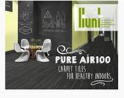 PURE AIR100 – Un'innovazione per l'aria pulita, un design che toglie il fiato