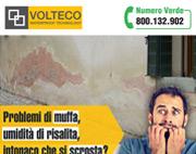 Stop ai problemi di umidità con Volteco