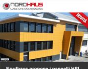 Facciate creative Nordhaus: tutti i segreti dei pannelli HPL