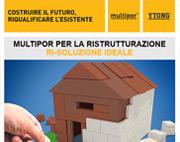 Multipor per la ristrutturazione: ri-soluzione ideale