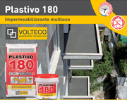 "NUOVO PLASTIVO 180 ""CORE CURING TECHNOLOGY"""