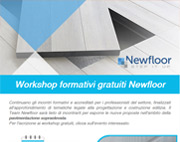 Workshop formativi gratuiti Newfloor