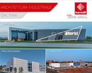 Baraclit, architettura industriale evoluta