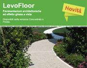 Pavimentazioni architettoniche per esterni LevoFloor Levocell