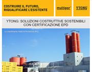 Le soluzioni costruttive sostenibili YTONG