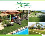 La rivoluzione dell'erba sintetica d'arredo con Italgreen Landscape