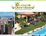 Queen Garden. L'erba sintetica d'arredo per il tuo progetto