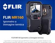 Igrometro a immagine termica FLIR MR160: il primo nel suo genere