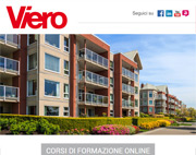 Corso online gratuito progettazione del colore in facciata Viero