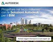 Progettare nel terzo millennio con le Soluzioni Autodesk per il BIM