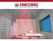 Sistemi radianti a soffitto. La soluzione flessibile per gli uffici
