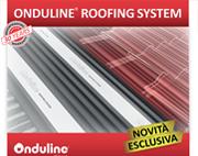 Novità da Onduline: sistema completo per coperture isolate e impermeabilizzate