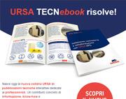 Scopri URSA TECNebook: la nuova collana interattiva per i progettisti