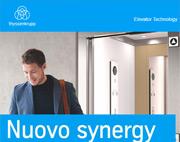 thyssenkrupp presenta il nuovo synergy: la rivoluzione dell'ascensore è qui