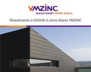 Profilo a doghe VMZINC, estetica e durabilità