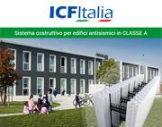 Sistema costruttivo antisismico ICF ITALIA