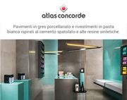 Pavimenti e rivestimenti per ambienti contemporanei: Dwell by Atlas Concorde