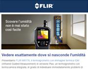 FLIR MR176, il termoigrometro con immagine termica IGM