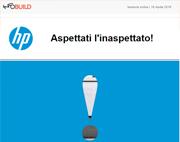 HP DesignJet T830mfp: aspettati l'inaspettato!