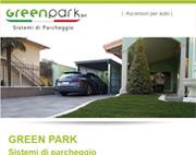 Problemi di parcheggio? Risolti con Green Park