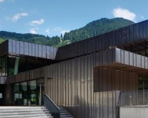 Edificio balneare