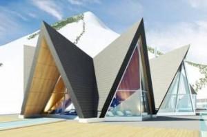 AQUA DOME: più stanze e una nuova SPA per le futuristiche terme 1