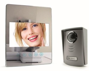 LUTA, il videocitofono effetto specchio 1