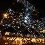 Architettura da sogno per Hotel Morpheus