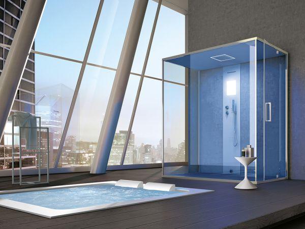 Un bagno essenziale e di design: ecco Rigenera 200 di Gruppo Geromin
