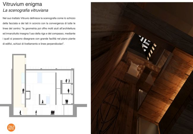 Vitruvium enigma - la scenografia vitruviana