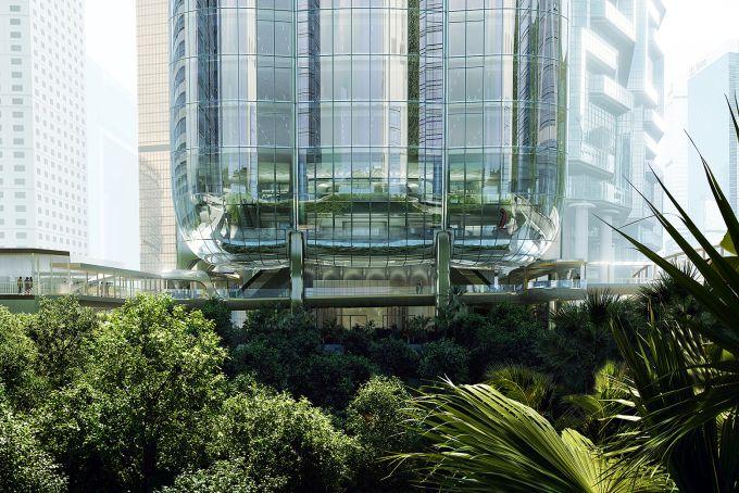 2 Murray Road, una torre a forma di orchidea a Hong Kong. Progetto di Zaha Hadid Architects