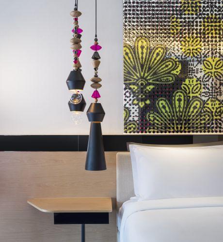 Elementi di design ispirati alla tradizione nel nuovo W Kuala Lumpur