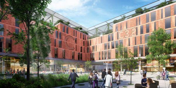 Il progetto Carlo Ratti Architetti del nuovo campus universitario nell'area Expo 2015