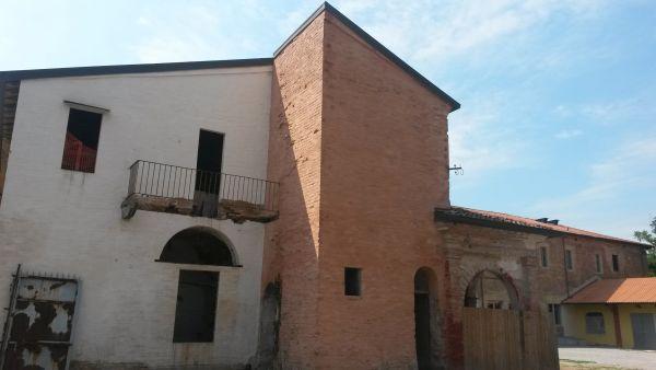 Fabbricato Casa del Maresciallo per la nuova sede dell'Univeristà di Cremona
