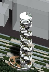 DNA Tower 1