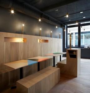 Nuovo ristorante londinese di sushi Yoobi 1