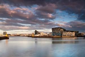 Harpa – Sala concerti e centro conferenze di Reykjavik (foto: Nic Lehoux)