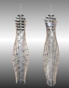 Torre panoramica in legno più alta del mondo 2