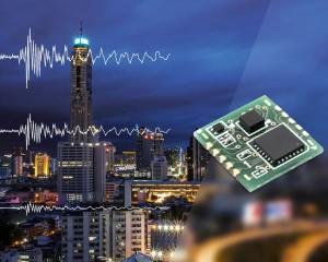 Il sensore sismico più piccolo al mondo
