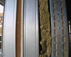 Residenze CasaClima Classe A Oro, Colognola (BG): stratigrafia di un tamponamento esterno