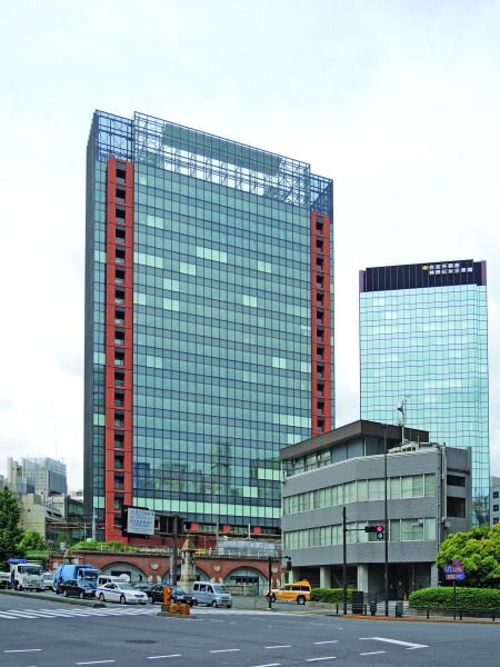 Kanda-Manseibash-Building