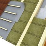 Fitrock Energy Plus-234: Pannello rigido in lana di roccia