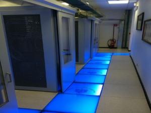 I pavimenti Nesite per il Data Center della Biblioteca Apostolica Vaticana 2