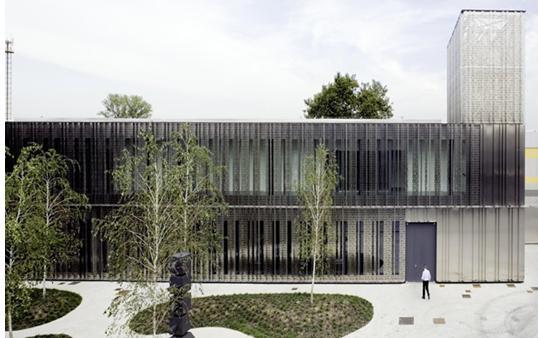 Friem Headquarters, Milano © F. Romano / Stahlbau Pichler srl