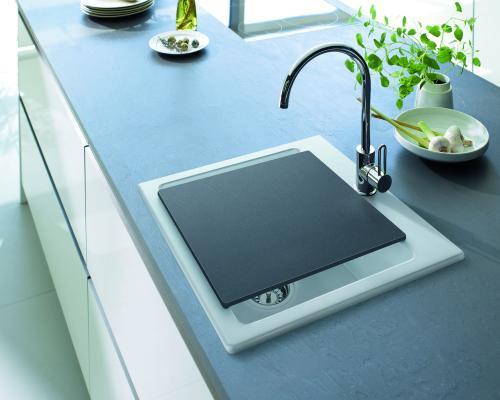 Vero due nuove versioni di lavelli cucina - Lavabi per cucina ...