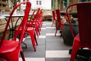 Keope per il ristorante della catena Jamie's Italian 2