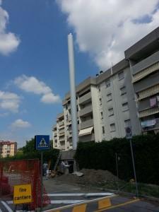 Impianti di evacuazione fumi 3