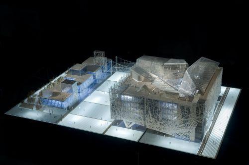 Studio Nemesi - Roma - Plastico Padiglione Italia Expo Milano 20